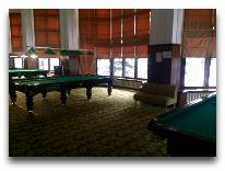 отель Алатау: Бильярд