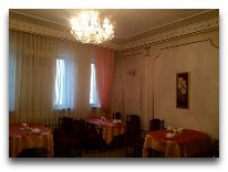 отель Алатау: Ресторан
