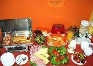 отель Alba: Завтрак
