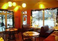 отель Alba: Кафе