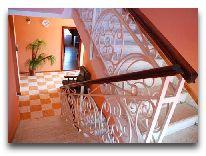 отель Albatros: Лестница