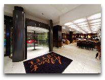 отель Albert hotel: Лобби