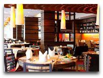 отель Albert hotel: Ресторан