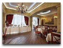 отель Александровский: Ресторан