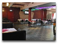отель Alex: Ресторан