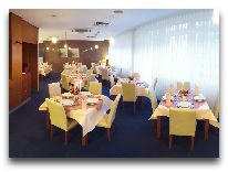 отель Alexander I, II: Ресторан Alexander I