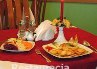 отель ALF: Ресторан отеля