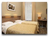 отель City Hotels Algirdas: Номер standard