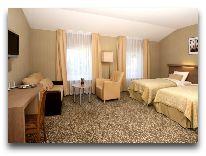 отель City Hotels Algirdas: Номер Delux