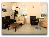 отель City Hotels Algirdas: Холл