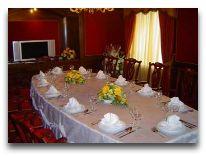 отель Алия: Ресторан