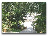 отель Allezboo Beach Resort & Spa: Территория отеля