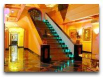 отель Almaty-Sapar Guest House: Холл