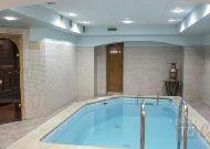 отель Almaty: Бассейн