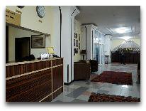 отель Almaty: Ресепшеп