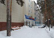 отель Алмаз: Вид снаружи