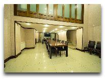 отель Alp Inn Hotel: Конферец-зал