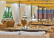 отель Альтримо: Летняя терраса