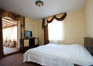 отель Альтримо: Спальня номера Luxe