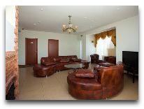 отель Альтримо: Холл