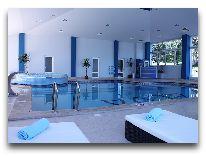 отель Alva: Бассейн