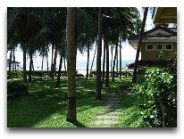 отель Amaryliis Resort: Дорога к пляжу