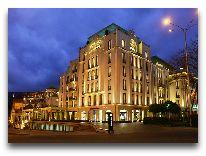 отель Ambasadori: Отель