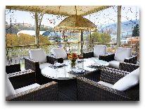 отель Ambasadori: Ресторан Ambassadori Terrace