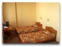 отель Ambassador: Двухместный номер