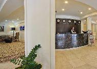 отель Амбассадор: Решепшен
