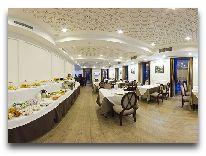 отель Амбассадор: ресторан
