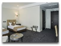 отель Амбассадор: номер Dbl