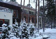 отель Amber Sea Hotel&SPA: Фасад отеля зимой