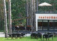 отель Amber Sea Hotel&SPA: Летняя терраса ресторана отеля