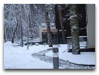 отель Amber Sea Hotel&SPA: Отель зимой