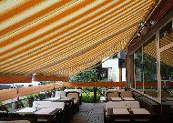 отель Amber SPA Boutique Hotel: Веранда рестрана