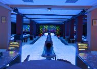 отель Amber SPA Boutique Hotel: Боулинг