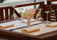 отель Amber SPA Boutique Hotel: Летняя терраса