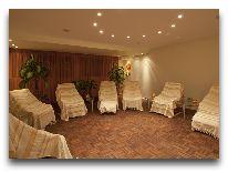 отель Amber SPA Boutique Hotel: Комната отдыха в СПА
