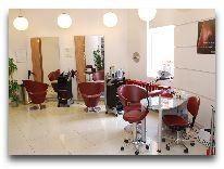 отель Amber SPA Boutique Hotel: СПА маникюр и педикюр