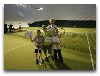отель Amber SPA Boutique Hotel: Теннис
