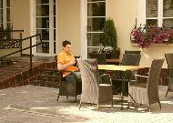 отель Amberton Cozy: Летняя терраса