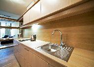 отель Amberton Green Apartments: Кухня