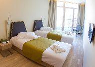 отель Amberton Green Apartments: Спальня люкс апартаментов