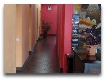 отель Амир: Коридор отеля