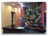 отель Амир: Ресепшен отеля