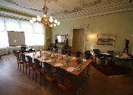 отель Ammende Villa: Ресторан - белый зал
