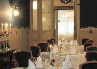 отель Ammende Villa: Ресторан - синий зал