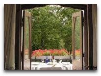 отель Ammende Villa: Завтрак на балконе