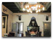 отель Ammende Villa: Холл